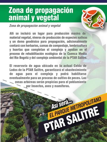 Zona de propagación animal y vegetal